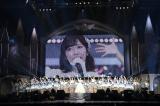 M35. 桜の花びらたち=『渡辺麻友卒業コンサート〜みんなの夢が叶いますように〜』(C)AKS