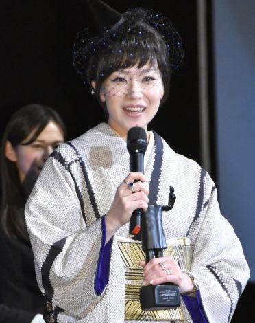 『2017 57th ACC TOKYO CREATIVITY AWARDS』フィルム部門で音楽賞を受賞した椎名林檎 (C)ORICON NewS inc.