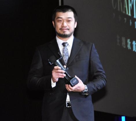 『2017 57th ACC TOKYO CREATIVITY AWARDS』フィルム部門で主題歌賞を受賞した竹原ピストル (C)ORICON NewS inc.