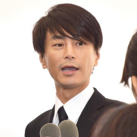 平尾昌晃さんの葬儀・告別式に参列した氷川きよし (C)ORICON NewS inc.