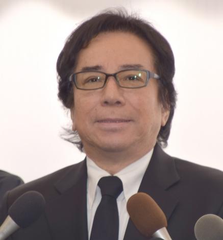 平尾昌晃さんの葬儀・告別式に参列した布施明 (C)ORICON NewS inc.
