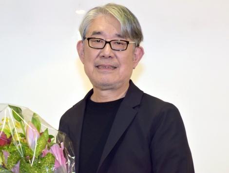 紫綬褒章を受章した松本隆氏(C)ORICON NewS inc.
