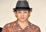 ミュージカル『メンフィス』製作発表会見に出席した山本耕史 (C)ORICON NewS inc.
