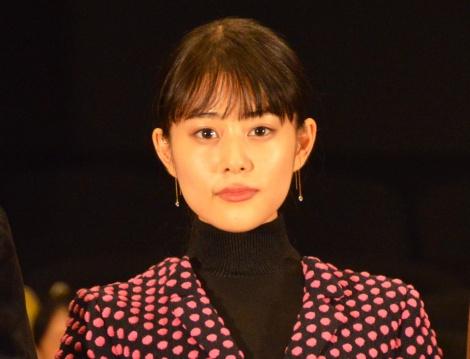 映画『泥棒役者』のイベントに出席した高畑充希 (C)ORICON NewS inc.