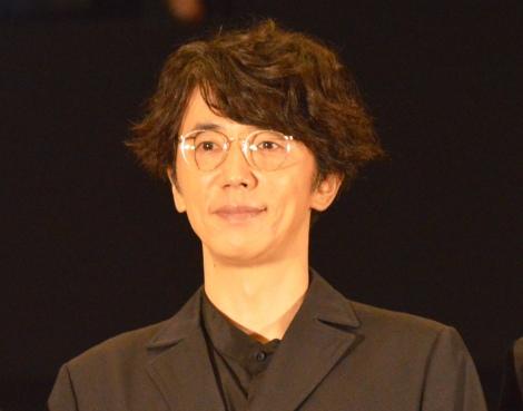 映画『泥棒役者』のイベントに出席したユースケ・サンタマリア (C)ORICON NewS inc.