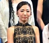 舞台『この熱き私の激情』で難役を演じる松雪泰子 (C)ORICON NewS inc.