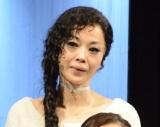 舞台『この熱き私の激情』開幕直前会見に出席した宮本裕子 (C)ORICON NewS inc.