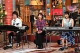 その場でいろいろ弾いてくれます(C)テレビ朝日