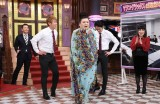 11月6日放送の日本テレビ系バラエティー『しゃべくり007』にマツコ・デラックスが登場 (C)日本テレビ