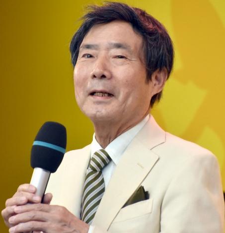 公開イベント『生島ヒロシ On Stage!』に登場した大沢悠里 (C)ORICON NewS inc.