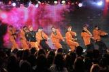 (左から)ウィンウィン、ドヨン、ヘチャン、ユウタ、テヨン、マーク、テイル、ジェヒョン、ジョニー