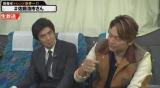 佐藤浩市(左)が『稲垣・草なぎ・香取 3人でインターネットはじめます「72時間ホンネテレビ」』にサプライズ出演 (C)AbemaTV
