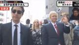 谷原章介(左)が『72時間ホンネテレビ』で香取慎吾と共演 (C)AbemaTV