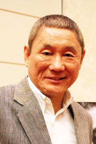総理になってほしいと思う著名人ランキング、1位は北野武 (C)ORICON DD inc.