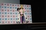 『東京ゲームショウ2017』で、人気バラエティ番組「佳代子の部屋〜真夜中のゲームパーティー〜」を公開収録。人気コスプレヤー・えなこは、キャラクターコスプレ姿で会場を魅了