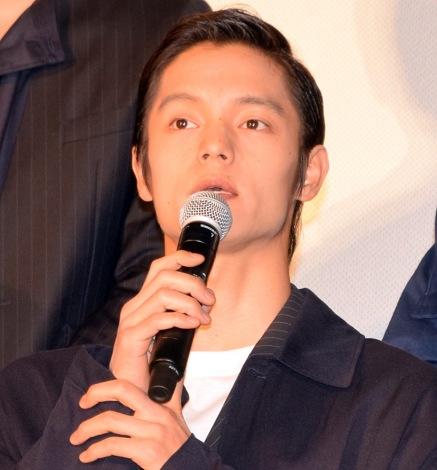 映画『HiGH&LOW THE MOVIE 3/FINAL MISSION』完成披露イベントに出席した窪田正孝 (C)ORICON NewS inc.