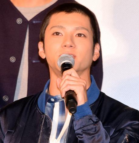 映画『HiGH&LOW THE MOVIE 3/FINAL MISSION』完成披露イベントに出席した山田裕貴 (C)ORICON NewS inc.