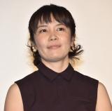 映画『氷菓』初日舞台あいさつに登壇した安里麻里監督 (C)ORICON NewS inc.