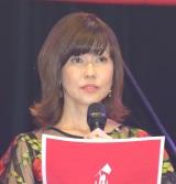 『2017 LIVE FOR LIFE「音楽彩」〜本田美奈子.メモリアル〜』に出演した松本伊代 (C)ORICON NewS inc.