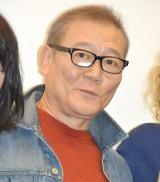 映画『KOKORO』初日舞台あいさつに出席した國村隼 (C)ORICON NewS inc.