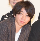 映画『おじいちゃん、死んじゃったって。』の初日舞台あいさつに登壇した松澤匠 (C)ORICON NewS inc.