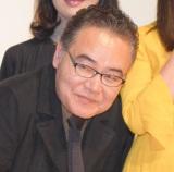 映画『おじいちゃん、死んじゃったって。』の初日舞台あいさつに登壇した岩松了 (C)ORICON NewS inc.
