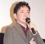 主演映画『キセキの葉書』の舞台あいさつに出席したジャッキー・ウー監督 (C)ORICON NewS inc.