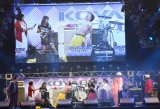 『KOYABU SONIC』でSCANDALと吉本新喜劇がコラボ (C)ORICON NewS inc.