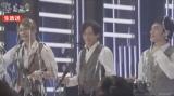 『72時間ホンネテレビ』を無事に完走した(左から)香取慎吾、稲垣吾郎、草なぎ剛(C)AbemaTV