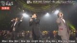 『72時間ホンネテレビ』のグランドフィナーレ「3人だけの72曲生ライブ」(C)AbemaTV