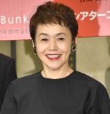 舞台『欲望という名の電車』製作発表に出席した大竹しのぶ (C)ORICON NewS inc.