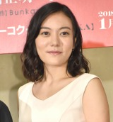 舞台『欲望という名の電車』製作発表に出席した鈴木杏 (C)ORICON NewS inc.
