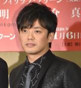 舞台『欲望という名の電車』製作発表に出席した藤岡正明 (C)ORICON NewS inc.