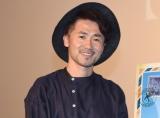 自身のドキュメンタリー映画の舞台あいさつに出席したナオト・インティライミ (C)ORICON NewS inc.