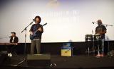 主題歌「Sunday」を披露したナオト・インティライミ=ドキュメンタリー映画『ナオト・インティライミ冒険記 旅歌ダイアリー2 【前編】』の公開直前プレミア舞台あいさつ (C)ORICON NewS inc.