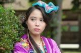 連続テレビ小説『わろてんか』より。秦野リリコ(広瀬アリス)(C)NHK