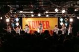 ラストアイドル暫定メンバーがデビュー曲「バンドワゴン」を披露