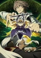 『Fate/Apocrypha』キービジュアル(C)東出祐一郎・TYPE-MOON / FAPC