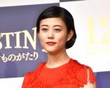 映画『DESTINY 鎌倉ものがたり』完成披露会見に出席した高畑充希 (C)ORICON NewS inc.