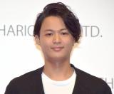 結婚公表後初めての公の場に登場した花田優一 (C)ORICON NewS inc.