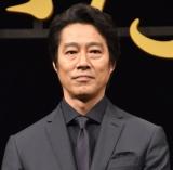 映画『DESTINY 鎌倉ものがたり』完成披露舞台あいさつに出席した堤真一 (C)ORICON NewS inc.