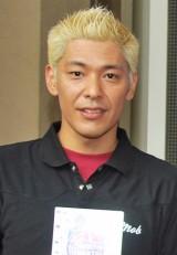 """お笑い界の""""モテ男""""ランキング6位に選ばれた、ロンドンブーツ1号2号の田村亮 (C)ORICON DD inc."""