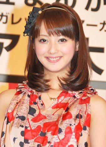 """第5回『女性が選ぶ""""なりたい顔""""ランキング』、4位に選ばれた佐々木希 (C)ORICON DD inc."""