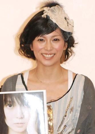 """第5回『女性が選ぶ""""なりたい顔""""ランキング』、6位に選ばれた柴咲コウ (C)ORICON DD inc."""