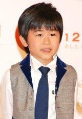 """2011年『""""ブレイク俳優""""ランキング』、1位に選ばれた鈴木福 (C)ORICON DD inc."""