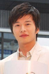 """2011年『""""ブレイク俳優""""ランキング』、9位に選ばれた田中圭 (C)ORICON DD inc."""