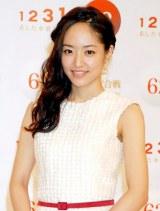 """2011年『""""ブレイク女優""""ランキング』、4位に選ばれた井上真央 (C)ORICON DD inc."""