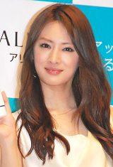 """2011年『""""ブレイク女優""""ランキング』、8位に選ばれた北川景子 (C)ORICON DD inc."""