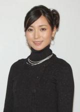 『第8回 好きな女性アナウンサーランキング』4位に選ばれた、テレビ東京・大江麻理子アナウンサー (C)ORICON DD inc.