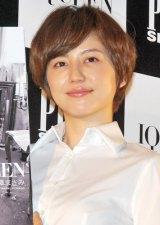 第5回『恋人にしたい有名人ランキング』、「女性部門」8位に選ばれた長澤まさみ (C)ORICON DD inc.